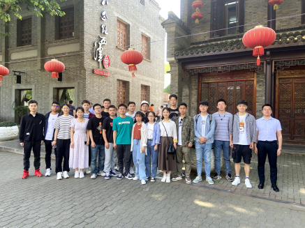 One-day Tour in Zhenjiang  (May 2021)